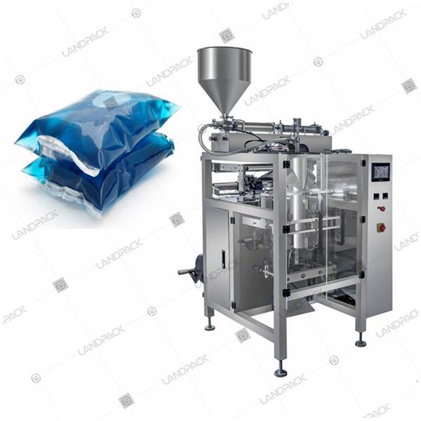 袋装液体包装机_200克以上酱料包装机