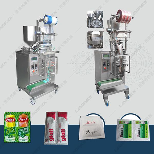双列四边封液体包装机,单列四边封包装机