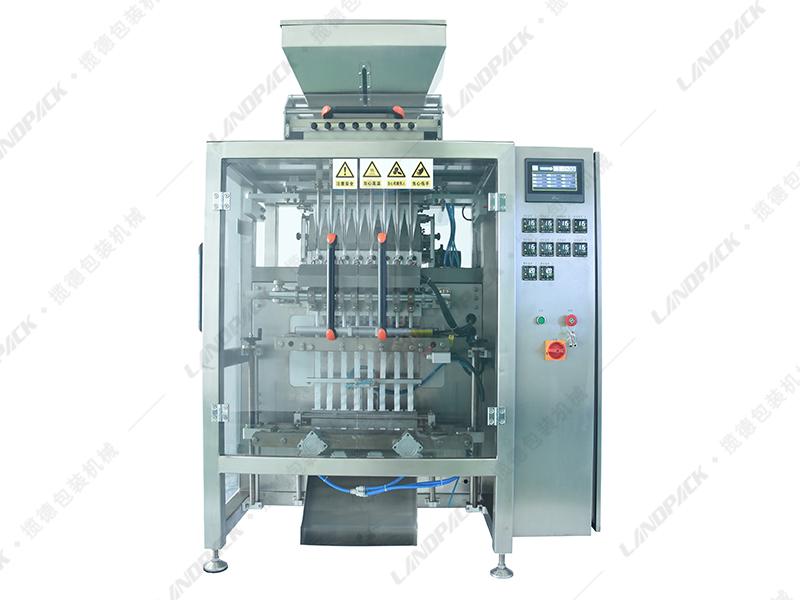 6列液体包装机,多列式液体包装机